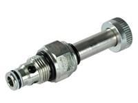 SDE030/ELN aflasterventil uden nødstop (EC08M/10NB)