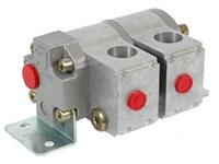 PLD20.08V x 2/PLC051-140       Polaris flowdivider,   Casapp