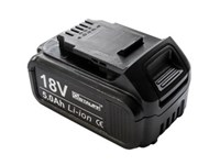 Rechargeable battery 18V