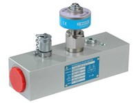 CT300-SR-B-B-6 Turbine flow meter 0-300 LPM type SR