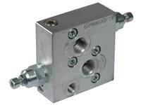 DB Chockventil f.Orbit Motor MM-OMP/OMR-LS-DVME06-EN-2-4B-80