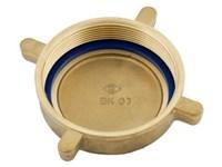 "Elaflex mess. blindkappe. Dim. BK 3/4""(19mm)"