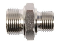 Nippel 1/4BSP x 1/8BSP AISI316
