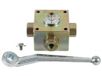 3-way valve-1/4    BSP heavy   3KH G1/4 06 1123 1 L01