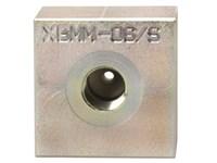 "Mont.plade XMAP 1/4"" stål indv"