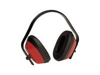 Hörselkåpa justerbar EN352-1, CE märkt. ABS/PVC, 27 dB