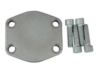 """Closed flange 2.1/2"""" SAE3000 - complete"""