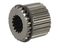 Bøsning DIN5482 48x44 Z23    + Indv. SAE 12/24 DP Z14