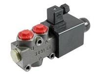 DFE10/3A18ES-W-202-12VDC       Walvoil 3/2-way valve 1/2