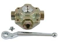 3-way valve-1    BSP heavy     3KH G1 25 2123 1 L01 galvaniz