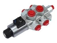 "DFE052/6B18ES-Y200-24VDC<CRZ>  Walvoil 6/2 way valve 3/8"""