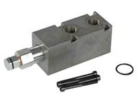 SDE030-060/OVR101 enkel sænke/bremseventil, port A, tryk kom