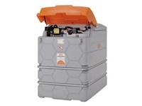 Dieseltank CUBE Outdoor Premium 1500 l, 56 l/min