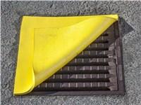 Brunnsmatta 40x40x0.8 cm, Polyuretan
