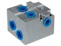 Ventilblok f. Orbit Motor MM-DH/DS-LS-CB10-4B