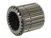 Bøsning DIN5482 48x44 Z23    + Indv. SAE 16/32 DP Z21