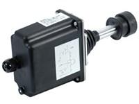 Joystick for transmiss. pump elec. control - Spring cent.