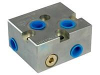 Ventilblok f. Orbit Motor MM-OMT-00-PVLP-S4B