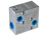 Ventilblok f. Orbit Motor MM-OMH-00-CP211-2-4B
