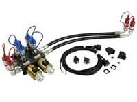 KVH-8/2-10-12DC-G1/2-1         wtih hoses + quick rel. coupl
