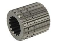 Bøsning DIN5482 40x36 Z20    + Indv. SAE 16/32 DP Z15
