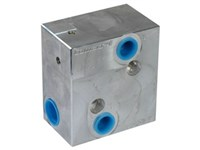 Ventilblok f. Orbit Motor MM-OMS-00-CP441-1-4B