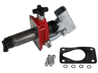 Hand pump TS 12ccm with lowering valve