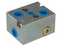 Ventilblok f. Orbit Motor MM-OMH/OMP/OMR-00-PVLP-S4B