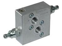DB Chockventil f. Orbit Motor MM-OMP/OMR-00-DVME06-EN-3-4B-1
