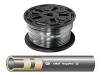 "3/4"" Hydraulikslange CM2T - 215 bar - 2SC - 50M rulle"