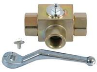 3-way valve-female 1/2    B    BK3 G1/2 13 1123 1 l