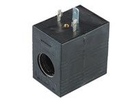 Magnetspole D12 12VDC t/SD5/SDE030 8ES1-8ES2-8ES3 - ISO4400