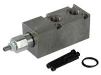 SDE030-060/OVN101 enkel sænke/bremseventil, port A, load sen