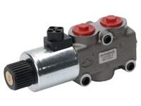 DFE20/3A18ES-W-201-12VDC       Walvoil 3/2-way valve 3/4