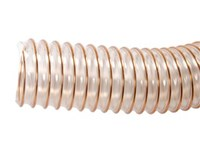 25mm PUR H udsugningsslange - 1.4mm - microbe