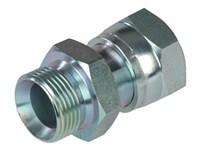 Adaptor 1 BSPx1.7/16 ORFS nut