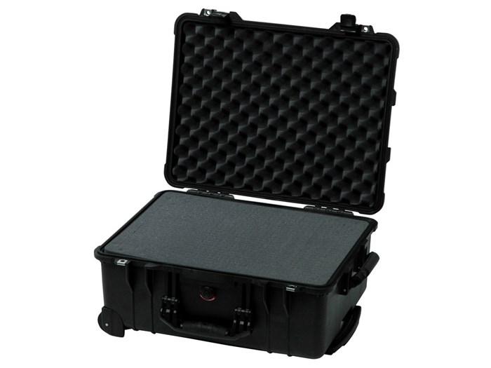 Kuffert pelican 1650 736x457x266 med skum