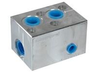 Ventilblok f. Orbit Motor MM-OMH/OMP/OMR-00-SVP10-NCR-4B