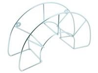 Slangeophæng i glansforzinket rundjern: Model nr. 2 Model nr