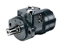 Orbit Motor WP 050 CR SAE A 2-hole ø25mm Black