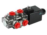 DFE10/6A18ES-W202-24VDC        Walvoil 6/2 way valve 1/2
